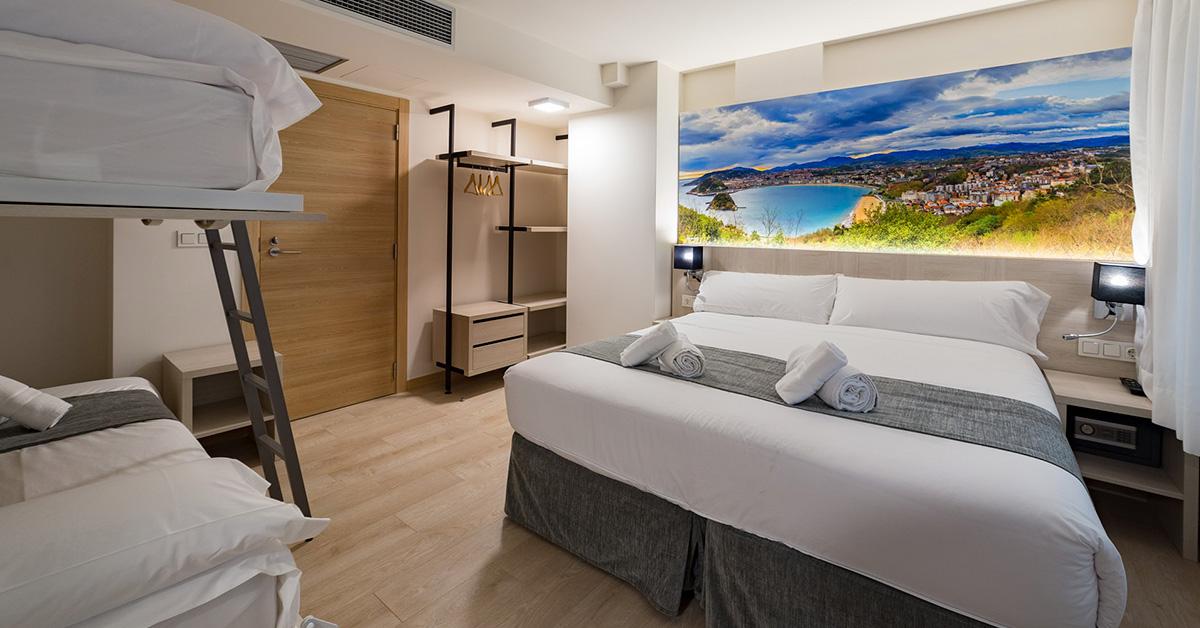 Donosti Room