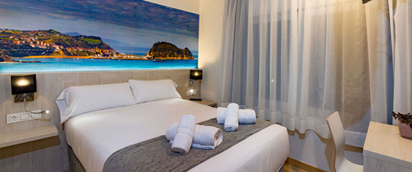 Getaria de Atotxa Rooms